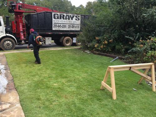 birmingham debris removal