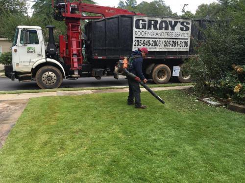 grays birmingham debris removal