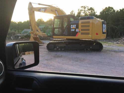 grays equipment sales digger